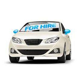 Hire a car