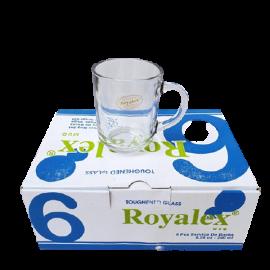 Royalex Cup (Set Of 6 Pcs) - 250 ml