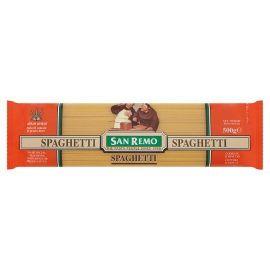 Spaghetti 500g (San Remo)