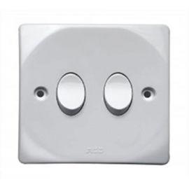 ABB Switch 10AX- 2 Gang