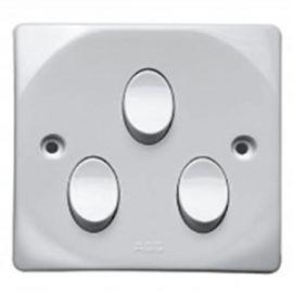 ABB Switch 10AX- 3 Gang